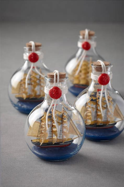 Luxurious And Chic Beach Wedding Favor Idea Nearlyweds