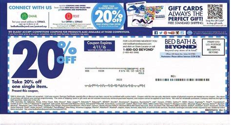 Bed Bath Beyond Coupon 2018 Exclusions