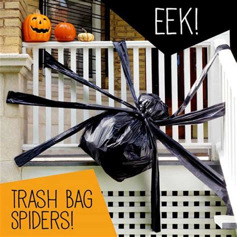 diy ideas    scary halloween decorations
