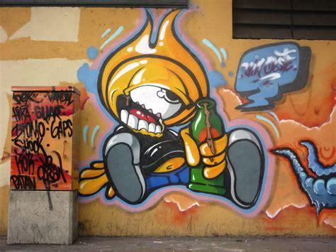 Graffiti Vandal :  Don't Protect Graffiti Vandals