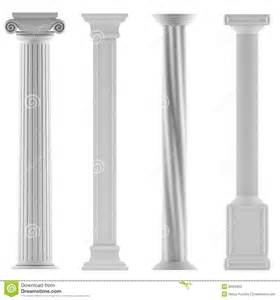 design toscano modern style architectural classic columns stock photography image 36330662