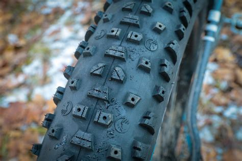 Mountain Bike Tire Design Basics