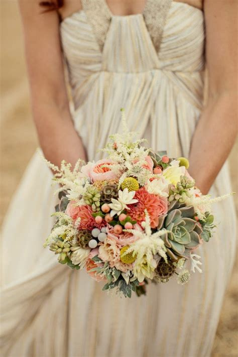 17 Best Ideas About Rustic Bridal Bouquets On Pinterest