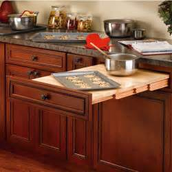 kitchen island cart stainless steel top rev a shelf wood pull out table for kitchen or desk
