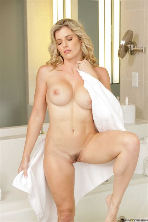 Gorgeous Blonde Is Masturbating And Getting Assfucked Photos Cory Chase Sean Lawless Milf Fox