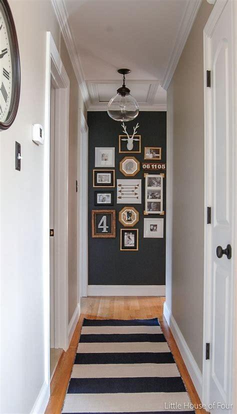 decoration couloir long  etroit  astuces efficaces