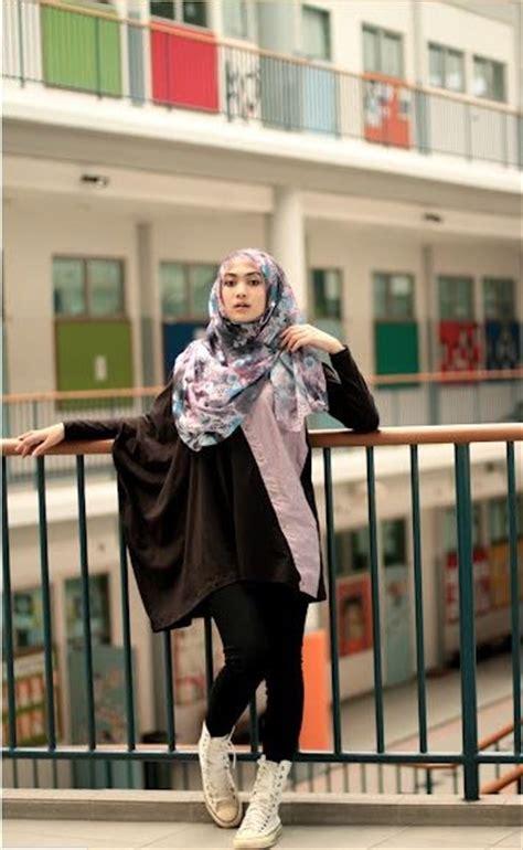 Indah Nada Puspita  Fashionable Hijab  Pinterest Hijab