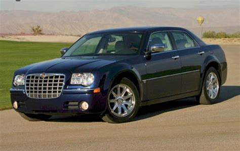 Chrysler 300 Tune Up by 2007 Chrysler 300 Information And Photos Zombiedrive