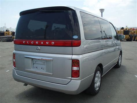 Nissan Elgrand Photo by 2005 Nissan Elgrand Photos