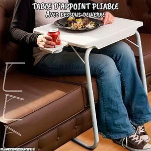 Table Pliante D Appoint : table pliable multifonction achat table d 39 appoint ~ Melissatoandfro.com Idées de Décoration