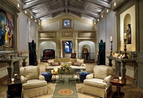 B Home Interiors Made In Italy : Rustic Living Room By Spectrum Interior Design By