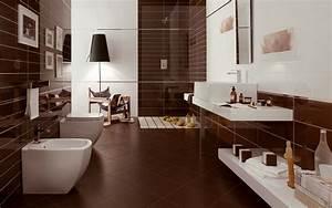Brown bathroom ideas tjihome for Brown bathroom ideas