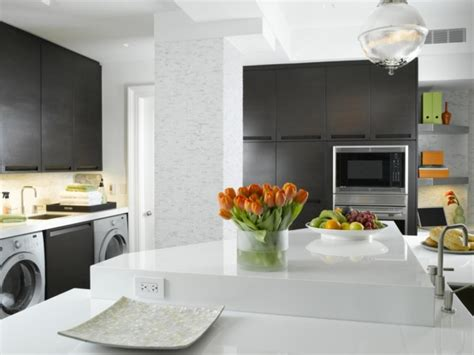 cosy cuisine ambiance cosy par le luminaire led dans une cuisine