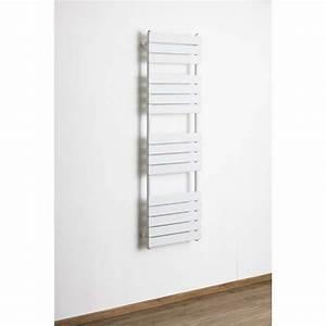 Radiateur Largeur 50 Cm : radiateurs d coratifs banio xerxes couleur blanc hauteur ~ Premium-room.com Idées de Décoration