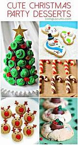 Cute Christmas Party Dessert Ideas Adorable and easy to