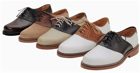 saddle shoes shoe mens classic oxford oxfords navy dann tone womens wear clothing saddles brown seersucker male collection dress club