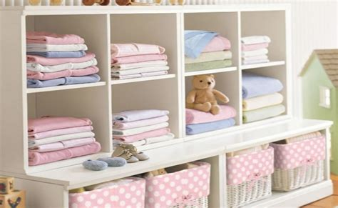 35 Nursery Storage And Decor Ideas