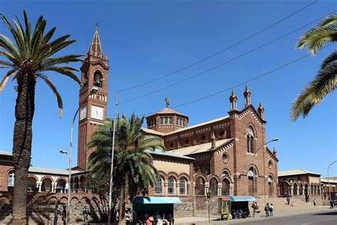Church of Our Lady of the Rosary, Asmara - Wikipedia