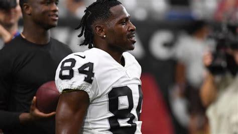 Raiders Won't Suspend Antonio Brown, He'll Play in Week 1