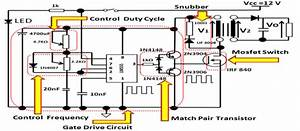 Switching Pulse Control Of High Voltage Generator Fig  7