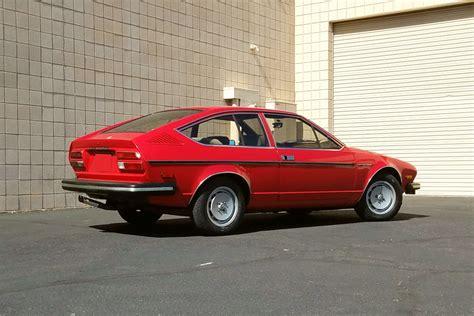 1979 Alfa Romeo Gtv 208543