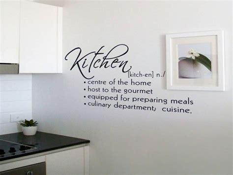 Wanddeko Für Küche by 30 K 252 Chen Wandtattoos Die Als Inspirationsquelle In Der