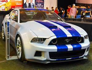 Ford Mustang Need for Speed Movie