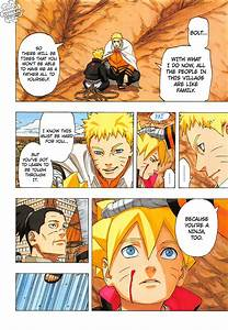 Naruto Chapter 700 – Uzumaki Naruto [END] | 12Dimension