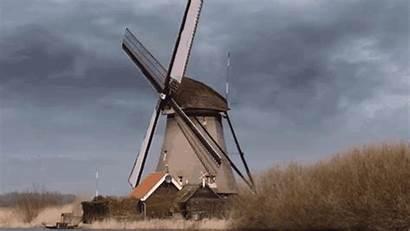 Wind Weather Mill Google Control Windmill Netherlands