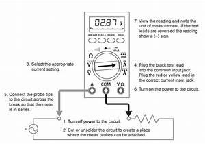 Introduction To Current Measurements  U2013 Multimeters 101
