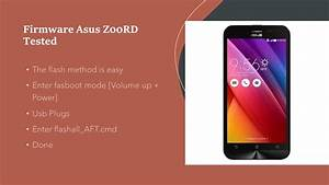 Firmware Asus Z00rd Tested Request By Jepin