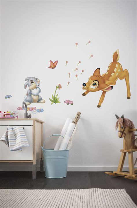 Wandsticker Disneys Bambi Und Klopfer Fürs Kinderzimmer