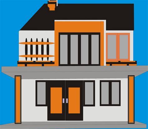 desain rumah minimalis  coreldraw desain rumah