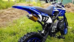 Minicrosser Mini Dirt Bike Kxd 701