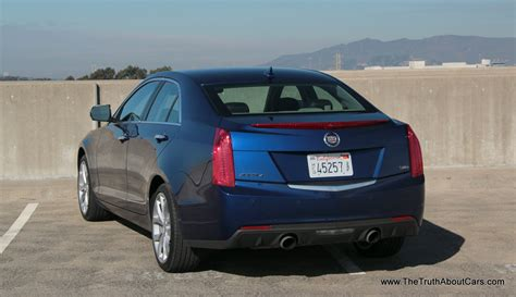 Cadillac Ats Awd Review by Review 2013 Cadillac Ats 3 6 Awd The