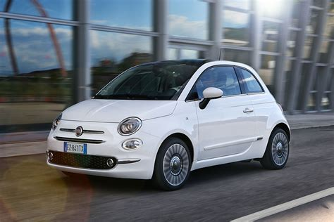 Fiat 500 Image by 2016 Fiat 500 Facelift Unveiled Prices Specs And Images