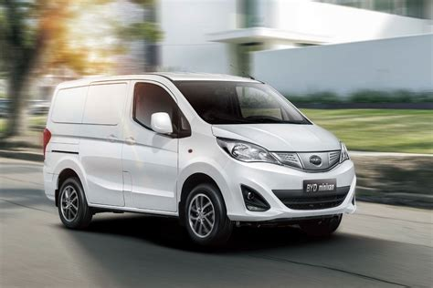 New BYD electric van set to launch before end of 2020 ...