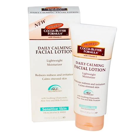 palmer s cocoa butter formula daily calming lotion