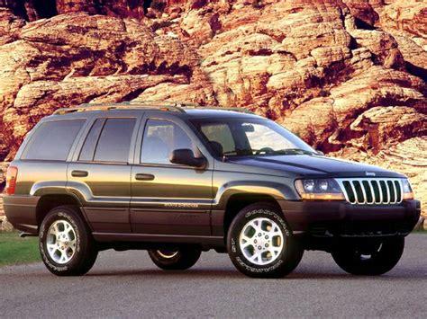 2000 Jeep Grand Cherokee Information
