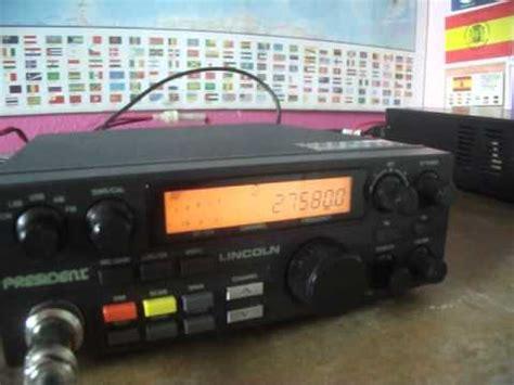 Cb Lincoln Modification by President Lincoln Mk 1 Cb Radio
