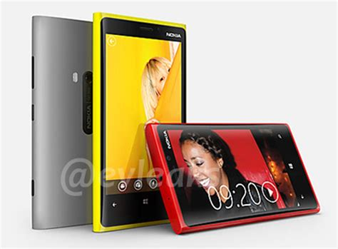 nokia lumia 920 pureview lumia 820 press and possible specs leaked gadgetian