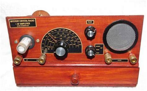 Простейший детекторный радиоприемник . allhe