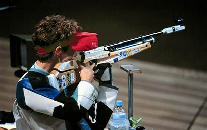 Shooting Air Wallpapers Rifle Sports Olympic Desktop