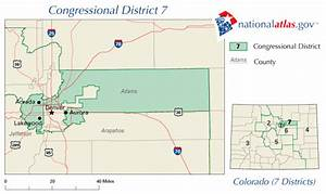 US Rep. Ed Perlmutter (D) - CO's 7th Congressional District