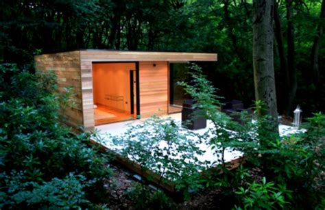 modern eco friendly garden design ideas with gravels and
