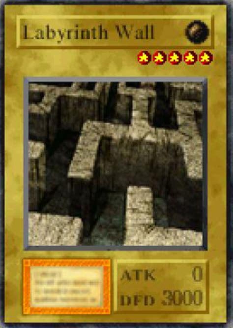 labyrinth wall fmr yu gi  fandom powered  wikia