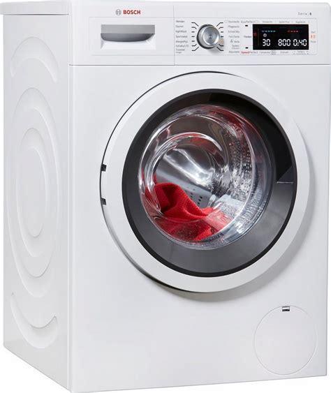 Bosch Waschmaschine Serie 8 Waw285v0 A 9 Kg 1400 U Min Kaufen Otto