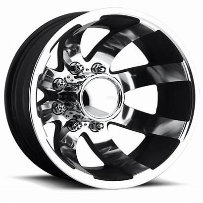 Dually Wheels Eagle Tires Lug Alloys Custom