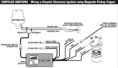 Msd 8982 Wiring Diagram by 68 Charger Msd Wiring Help For B Bodies Only Classic