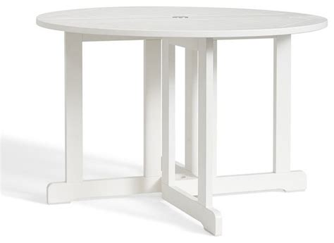 white round outdoor dining table hstead painted round drop leaf dining table white